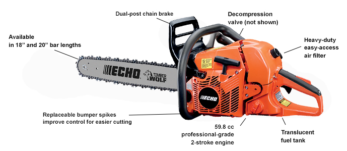 which are the best echo chainsaws for 2018 5 reviewed rh chainsawgeek com Echo 452VL Fuel Mix Echo 452VL Chain