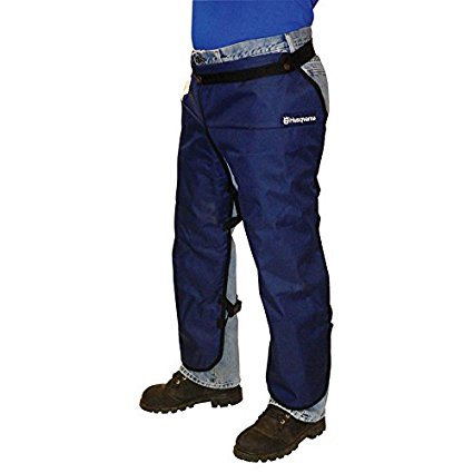Husqvarna 531309565 technical chainsaw chaps